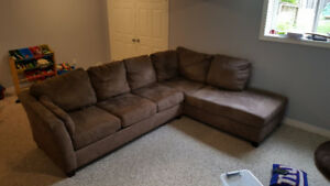 Large comfy sectional