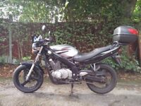 Suzuki GS 500 - 2008 (Long MOT, new parts, great for A2 and reliable runner!)