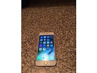 Apple iphone 6s 128gb rose gold £350