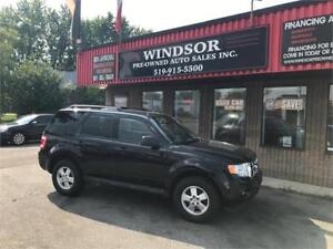 2011 Ford Escape XLT 4x4 (4WD)