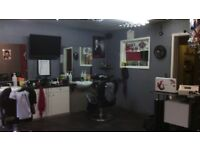Leasehold Barber Shop for Sale Edmonton/Enfield area N9 £18,000