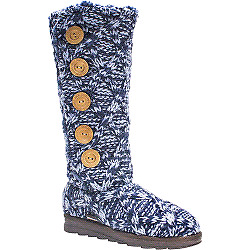 NEW w/ Tags MUK LUKS Size 8 Waterproof Knee High Knit UGG Boots