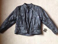 Motorbike Leathers Jackets x 2