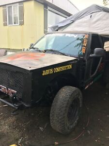 **Mud truck** lots of races and events left this year!