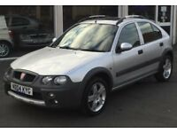 Rover Streetwise 1.4'S, 5dr Hatchback, Low Mileage, Long MOT, Electric Sun Roof / Windows