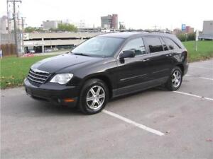 2008 CHRYSLER PACIFICA TOURING-LEATHER-DVD PLAYER