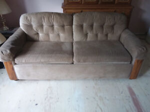 Couch and recliner chair
