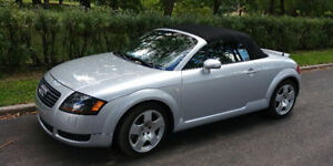 2001 Audi TT Coupe Quattro Turbo (2 door)