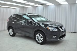 2014 Nissan Rogue 2.5SV AWD SUV w/ BLUETOOTH, HEATED SEATS, PANO