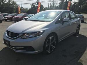 2013 Honda Civic Sdn LX ONE OWNER, ACCIDENT FREE, HEATED SEATS