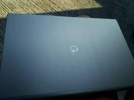 HP Folio 13-2000 i5 4GB RAM SSD WIN10 LIKE NEW