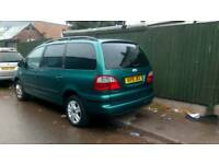 Ford galaxy 2.3 petrol low mile 115000 offers offers
