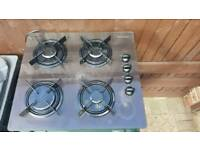 Electrolux 4 ring gas hob