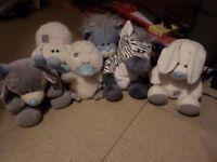 """Me to you tatty teddy blue nose friends 12"""" with tags"""