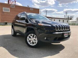 2016 Jeep Cherokee North | HEATED SEATS | REMOTE START | BACKUP