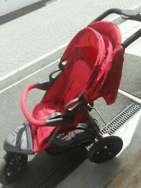 Mothercare All terrain travel system buggy pram