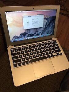 "2014 11"" MacBook Air (8GB RAM 128GB SSD)"