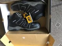 Brand New Caterpillar Steel Toecap Safety Boots