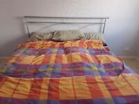 Super king size bed for sale