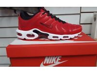 Nike Tn Ultra Red all sizes, Free delivery