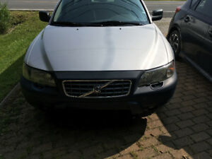 2002 Volvo V70 XC Cross Country Familiale