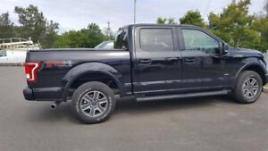 "Ford F-150 4WD SuperCrew 145"" 2017"