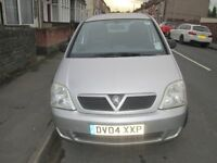 Vauxhall Meriva in good condition for sale