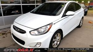 2013 Hyundai Accent GLS  | NO ACCIDENT | SUNROOF | BLUETOOTH