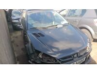 2002 PEUGEOT 206 LX, 1.4 PETROL, BREAKING FOR PARTS ONLY, POSTAGE AVAILABLE NATIONWIDE