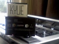 KYLIE MINOGUE - KYLIE PRERECORDED CASSETTE TAPE