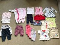 Girls 0-3 month clothes bundle (discount if you want more than one bundle)