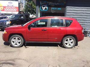 Jeep compass 2008 4x4 automatique