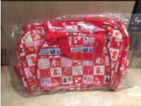 Brand new (unopened) baby changing bags