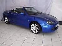 MG TF 135 sprint blue