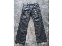 Police & Jack Jones jeans 32x32