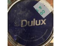 Dulux 5L cornflower yellow