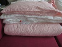 Blanket and cover (duvet)
