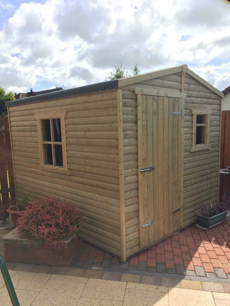 Garden Sheds Gumtree any size!!-sheds -garden offices -man caves -summerhouses -stables