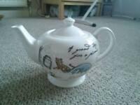 Winnie the pooh disney teapot