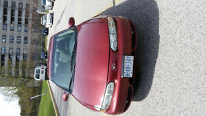 2000 Oldsmobile Alero Convertible