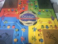 Cranium game (partial)