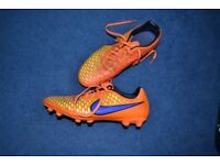 Nike Magista ONDA FG Football boots - size 9