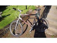 "Mountain bike. gents - Specialized Hardrock. would suit 5'10"" - 6'5"""