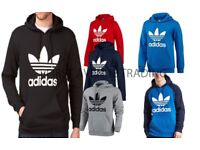 Adidas Trefoil Hoody FA SPORTS price £40 all sizes
