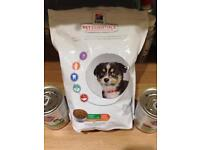 Puppy food (free)