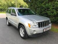 2009 JEEP GRAND CHEROKEE 3.0 CRD V6 AUTOMATIC LIMITED 4X4 TURBO DIESEL