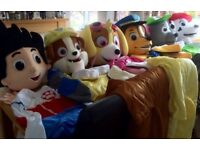 Character Mascot Costumes uk sale delivery 5-7 days!! Puppies now in stock!