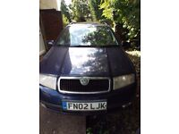 Cheap Skoda Fabia good condition !