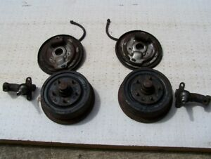 66 Chevelle Front Spindles