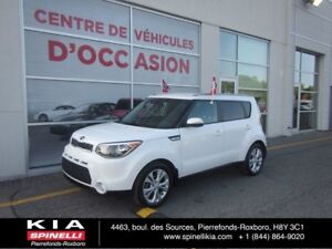 2014 Kia Soul EX CLEAN CARPROOF 118/2 WEEKS